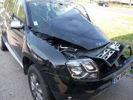 Dacia Duster. Nėra technikinio