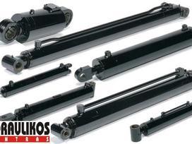 Skubus hidraulinių cilindrų remontas
