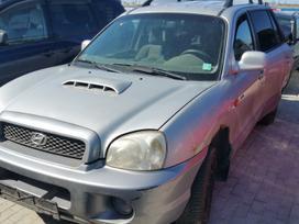 Hyundai Santa Fe dalimis