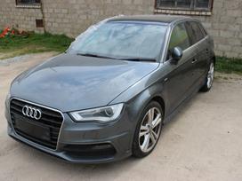 Audi A3 dalimis. Clh