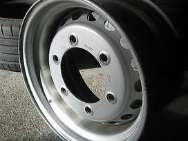 Mercedes-benz Sprinter, centrinės skylės