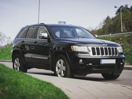 Jeep Grand Cherokee, 5.7 l., visureigis