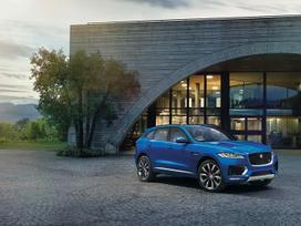 Jaguar F-pace dalimis. ! tik naujos