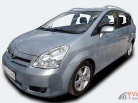 Toyota Corolla Verso, 2.2 l., mpv / minivan