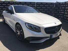 Mercedes-Benz S63 AMG, 5.5 l., kupė (coupe)