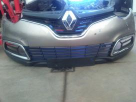 Renault Captur. Prekyba auto dalimis