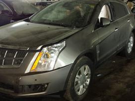 Cadillac Srx. доставка автозапчастей в ригу