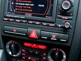 -Kita- Audi A3 Rns-e 2007m.originalas,