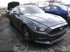 Ford Mustang dalimis. Dalys. 2015 ford
