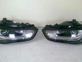 Audi A4. Europiniai zibintai ir kitos devetos