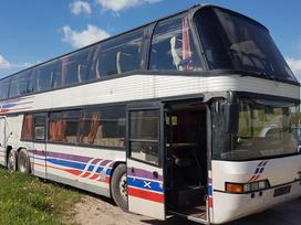 Neoplan N122, autobusai