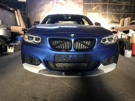 Bmw 2 serija. M performance is stiklo pluosto