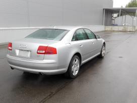 Audi A8, 4.2 l., sedanas