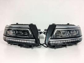 Volkswagen Tiguan. Vw tiguan 2016-  full led  pilnu žibintų