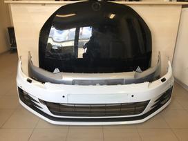 Volkswagen Scirocco. Atvežame dalis į jums