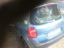 Renault Modus dalimis. Iš prancūzijos. esant