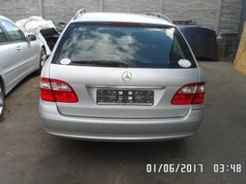 Mercedes-Benz E300 dalimis. Variklio kodas 642.920 140kw