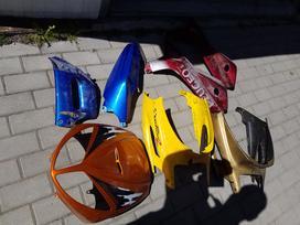 Peugeot Speedfight, motoroleriai / mopedai