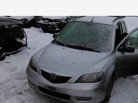 Mazda 2. UAB