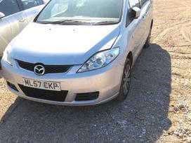 Mazda 5. Automobilis dar neisardytas! taikome