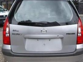 Mazda Premacy. Automobilis dar neisardytas! taikome detalem