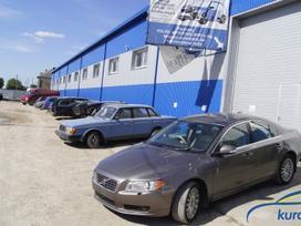 Volvo S80. Turime ir daug kitų automobilių dalimis.  volvo s80