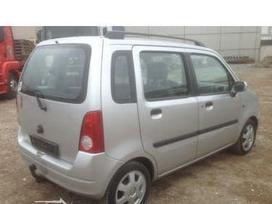 Opel Agila. !eeuropa!  automobilis dar