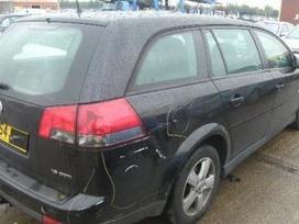 Opel Vectra. Automobilis dar neisardytas! taikome detalem
