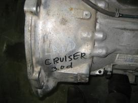 Toyota Land Cruiser. Rida- probeg 110 000 km