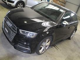 Audi S3. Audi s3 sportback   dėl daliu