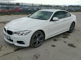 BMW 4 serija. Automobilis parduodamas dalimis turime daugiau