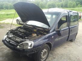 Opel Combo. Z16se 64kw galimas detalių