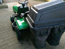 Yanmar Vokiskas Sodo Traktorius Zolia, Žoliapjovės