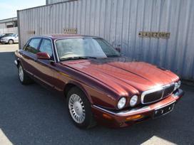 Jaguar Xj. Geras stovis