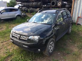 Dacia Duster dalimis. Automobilis dalimis