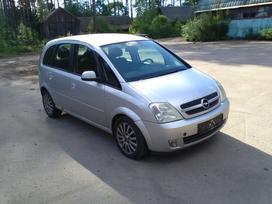 Opel Meriva dalimis. Opel meriva 1.7 74 kw