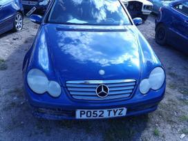 Mercedes-benz C180 dalimis. *turime daugiau