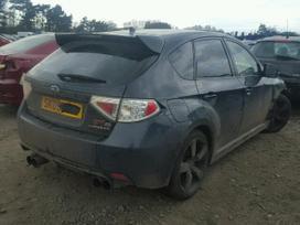 Subaru Impreza Wrx dalimis. Jau lietuvoje, v