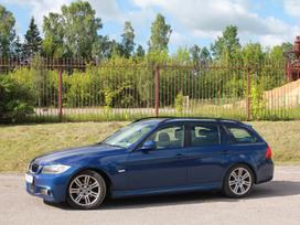 """BMW 3 serija dalimis. E91lci 318d """"m"""" 2008m. dalimis. dalis"""