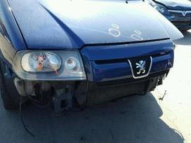 Peugeot Expert. Variklis giaras dizelis 2,0