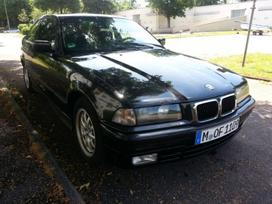 Bmw 318 dalimis. Bmw e36 318is coupe