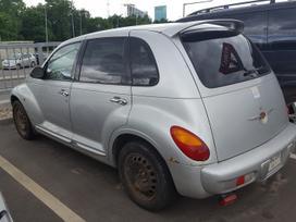 Chrysler Pt Cruiser. Amerikietiškų