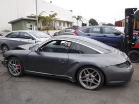 Porsche -kita-. Porsche targa 4S facliftas
