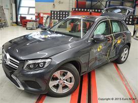 Mercedes-benz Glc klasė. Dėl daliu