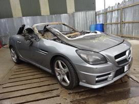 Mercedes-benz Slk klasė.  platus