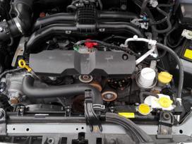 Subaru Impreza, 2.0 l., hečbekas