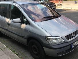 Opel Zafira. Opel zafira 2002m.1.8ltr.92kw