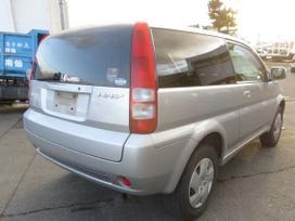 Honda Hr-v. Auto nepradetas ardyti, varikliu