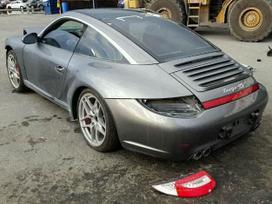 Porsche 911. Platus naudotų detalių