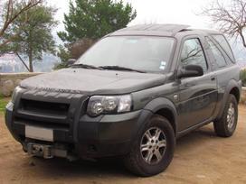 Land Rover Freelander. UAB